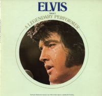 Elvis Presley - A Legendary Performer Vol.2 (CPL1 1349) Ex/M